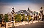 Grand Palais from Pont Alexandre-III, Paris 8 April 2015.jpg