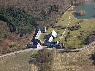 Grandpré Abbey abbey