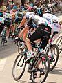 Grand Prix Cycliste de Québec 2012, Geraint Thomas & peloton (7984867645).jpg