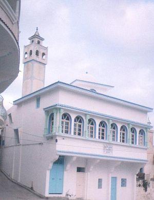 Metline - Grand Mosque of Metline