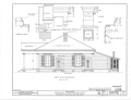 Grandison D. Royston House, State Highway 4, Washington, Hempstead County, AR HABS ARK,29-WASH,6- (sheet 5 of 7).png