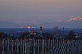 Grattacieli di Milano illuminati dal sole al tramonto - panoramio.jpg