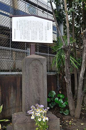 Shibukawa Shunkai - Shunkai's grave at Tokyo
