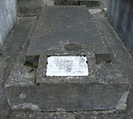 Grave of Witold Litwiniszyn at Central Cemetery in Sanok 1.jpg