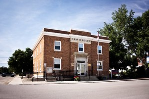 Gravelbourg - Post Office