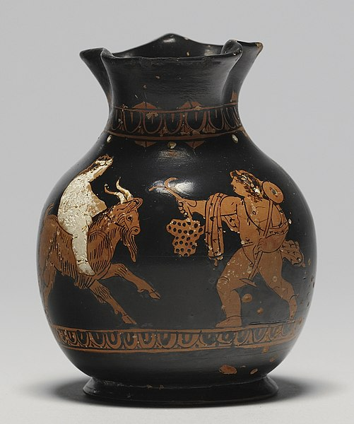 File:Greek - Wine Jug with Boy Riding Goat - Walters 4895.jpg