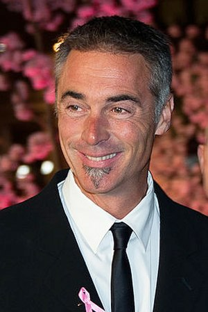 Greg Wise - Wise at the London Film Festival premiere of Saving Mr. Banks, October 2013