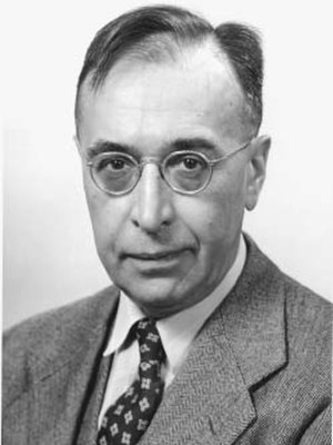 Gregory Breit - Photograph of Gregory Breit.