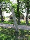 foto van Twee grenspalen Heerlijkheid Het Loo
