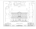 Grignon House, Augustin Road, Kaukauna, Outagamie County, WI HABS WIS,44-KAUK,1- (sheet 5 of 8).png