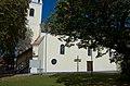 Großwarasdorf-Pfarrkirche rechte Seite vorne.jpg