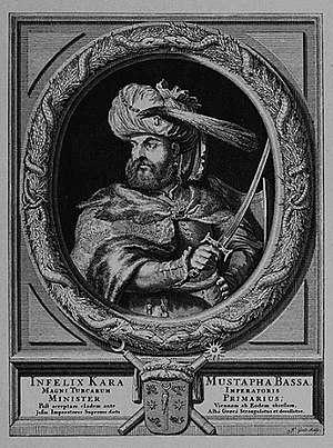 Kara Mustafa Pasha - Grand Vizier Kara Mustafa Pasha