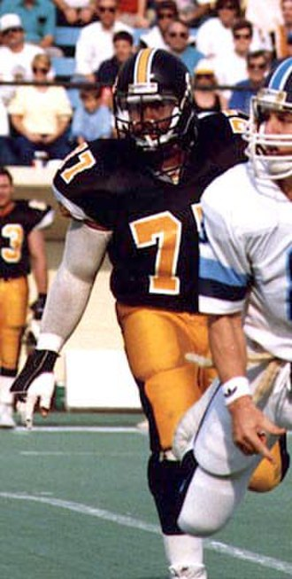 Canadian Football Hall of Fame - Grover Covington
