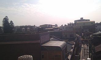 Guanyin District - Image: Guanyin Street