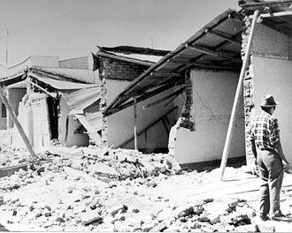 1976 Guatemala earthquake - Image: Guate Quake 1976Ciudad 50