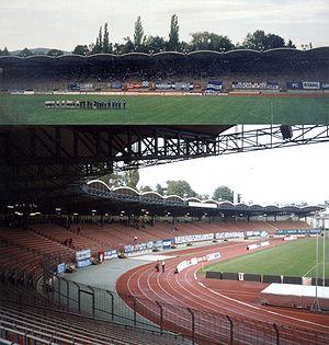 Linzer Stadion - Image: Gugl