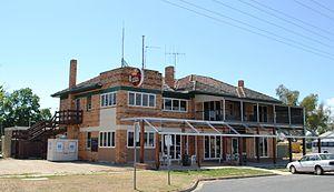 Gunbower, Victoria - Gunbower Hotel