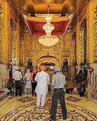Gurudwara Bangla Sahib in New Delhi 03-2016 img4.jpg