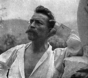 Hann. Münden - Gustav Eberlein  in 1903