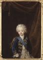 Gustav III, 1746-1792, kung av Sverige (Ulrica Fredrica Pasch) - Nationalmuseum - 39220.tif
