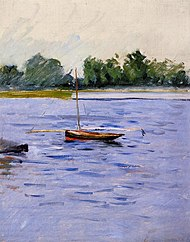 Gustave Caillebotte Boat at Anchor on the Seine.jpg
