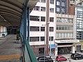 HK SW 上環 Sheung Wan 干諾道西 Connaught Road West footbridge February 2020 SS2 04.jpg