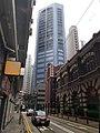 HK SW 上環 Sheung Wan 摩利臣街 Morrison Street 紅磚屋 red brick building 西港城 Western Market 干諾道中 Connaught Road Central morning February 2020 SS2 05.jpg