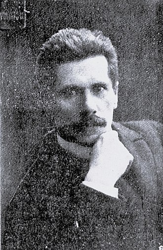 Martin Dülfer - Professor Martin Dülfer from Dresden (1908)