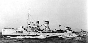 HMCS Collingwood - Image: HMCS Collingwood