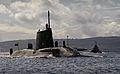 HMS Ambush Arriving at HMNB Clyde MOD 45154436.jpg