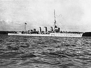HMS Cordelia (1914) - Image: HMS Cordelia