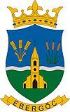 Huy hiệu của Ebergőc