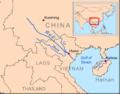 Hainan - Haikou - Nandu rivermap.png