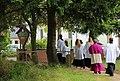 Halverde St Peter und Paul Zweiter Euthymiatag 2014 Prozession 06.JPG