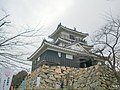 Hamamatsu Castle Keep Tower 20100313.jpg