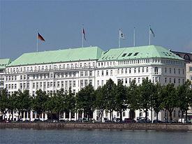 Fairmont  Jahreszeiten Hotel Hamburg