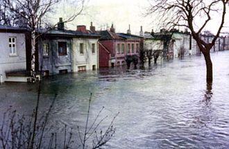 Sturmflut auf Wangerooge: Wasser marsch - SPIEGEL ONLINE