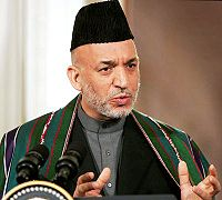Hamid Karzai 2006-09-26