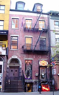 Hamilton-Holly House Building in Manhattan, New York, United States