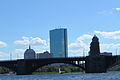 Hancock Tower and Longfellow Bridge.JPG