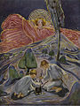 Hans Baluschek, Illustration - Little Peter's trip to the Moon, Moon.JPG
