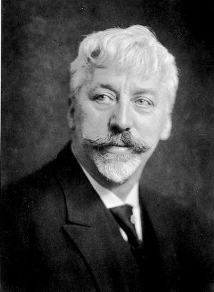 Hans Wiers-Jenssen - Wiers-Jenssen, portrait dated 1926 (posthumously)