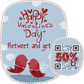Happy valentines Visual QR Code poster.jpg