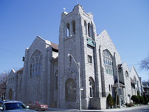 Avenue Road Church - Image: Hare Krishna, Toronto