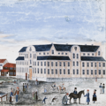Harmonien, Trondheim, 1815.png