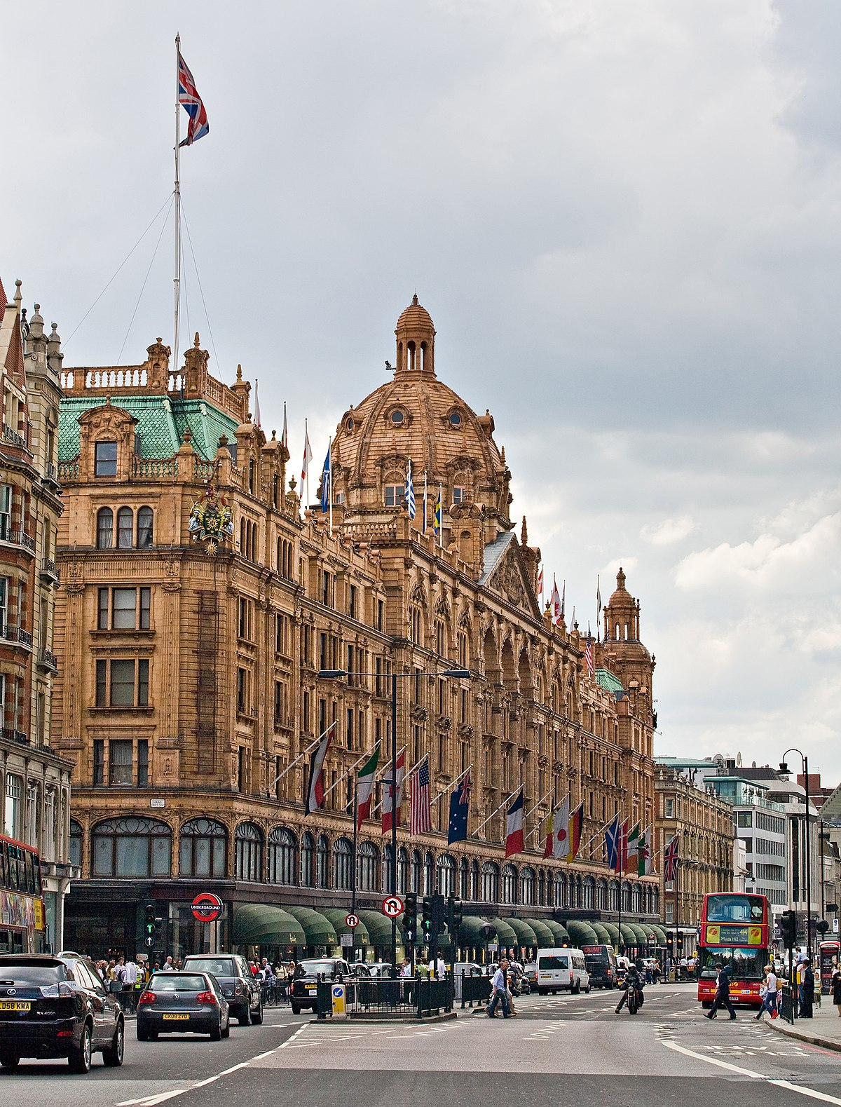 Hotel Imperial London Address