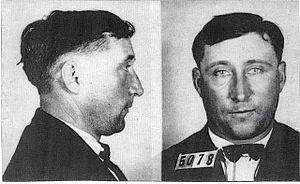 Harry Powers - 1920 mugshot