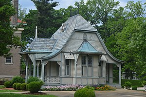 Wendy house - Haskell Playhouse