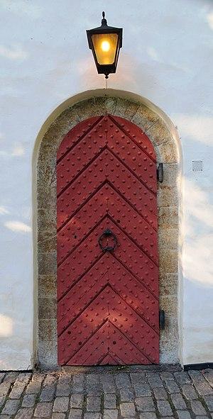 Haslum - Image: Haslum kirke rk 84489 IMG 9320