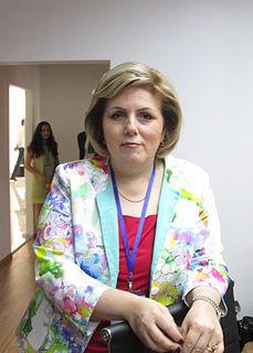 Hasmik Poghosyan Armenian politician